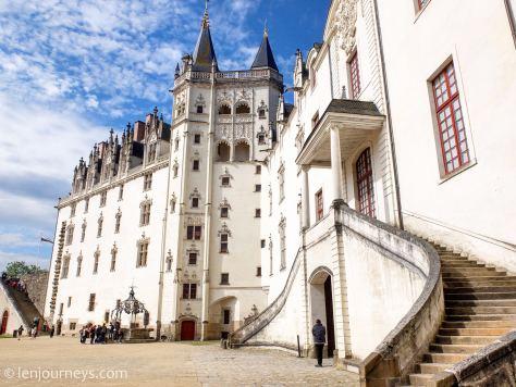 Château des Ducs de Bregtane