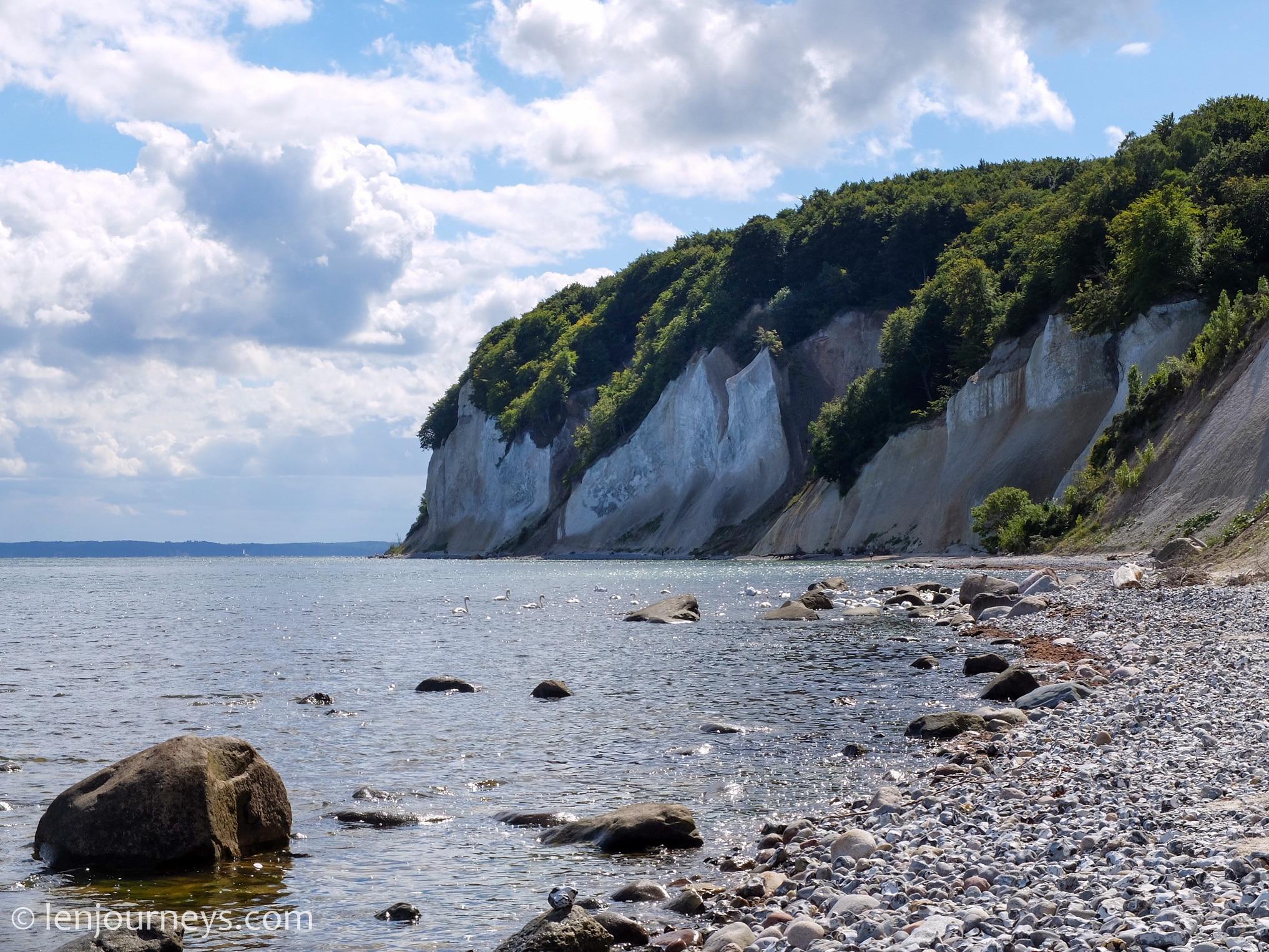 Where Baltic Sea meets Rügen