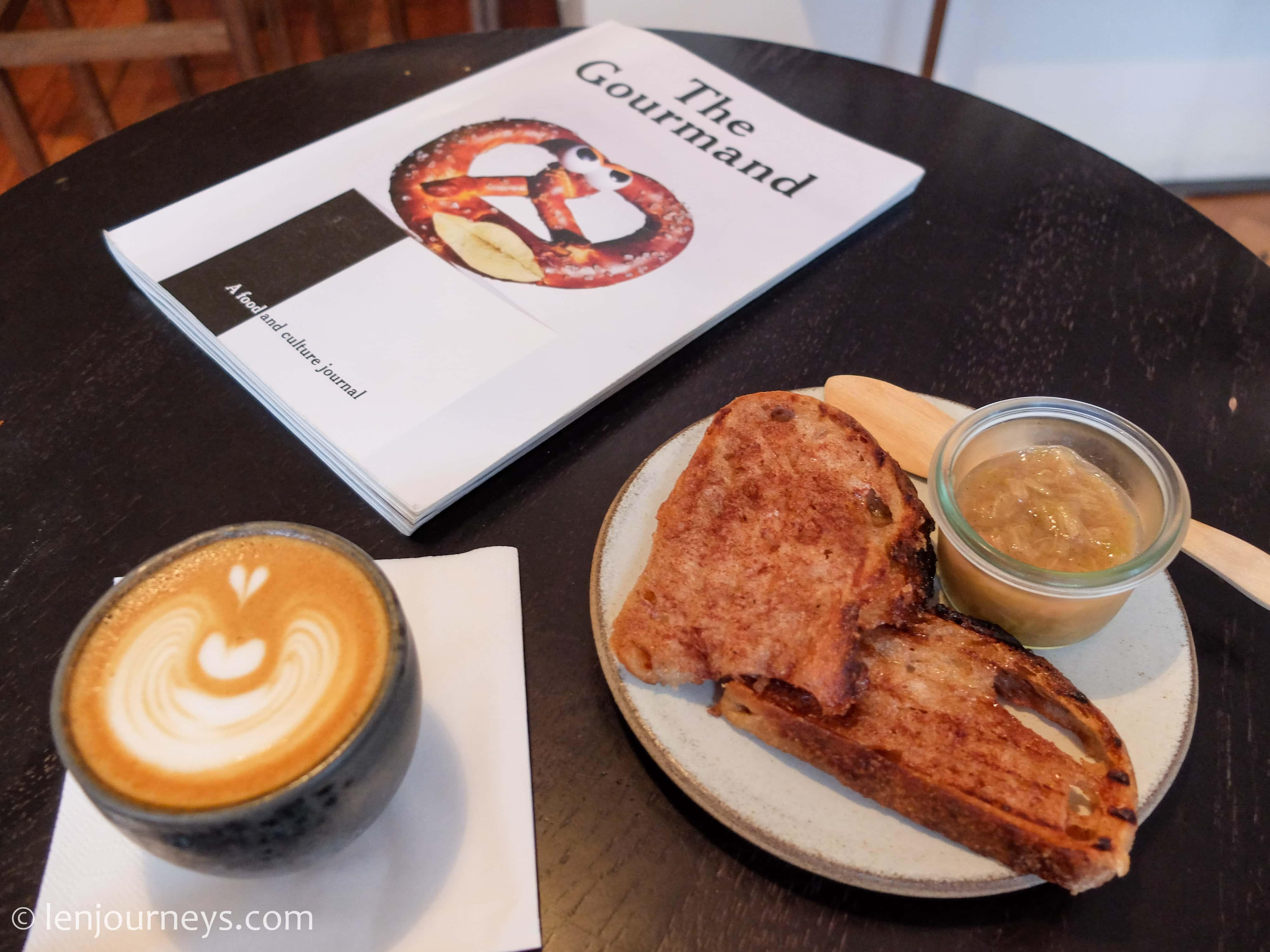 Café in Aarhus
