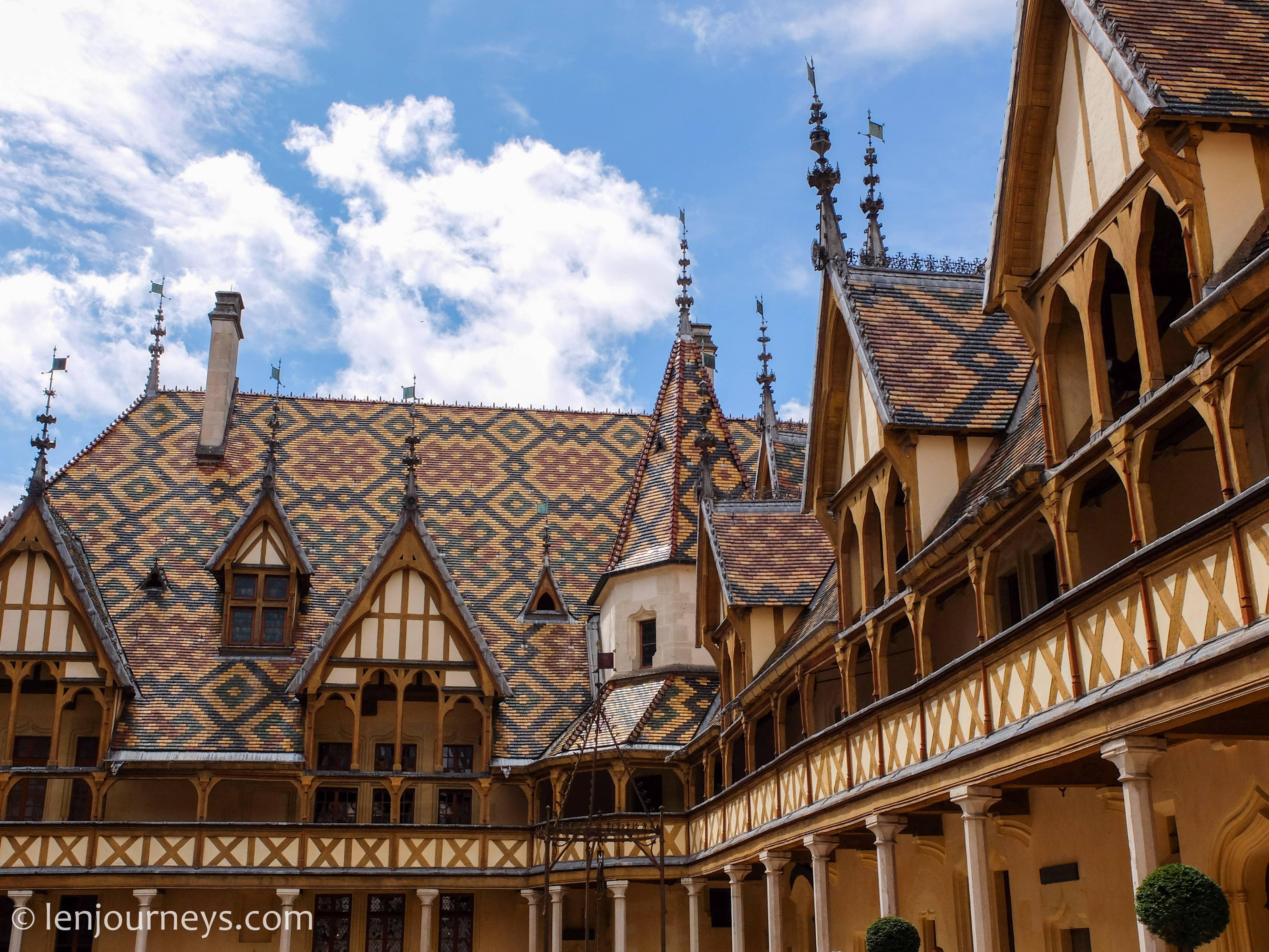 Hospices de Beaune, Burgundy