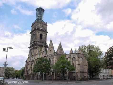 Church of Aegidius, Hanover