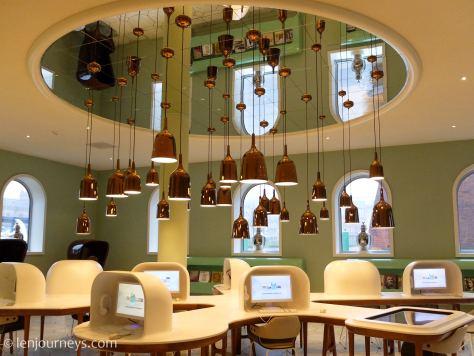 Inside the Groningen Museum