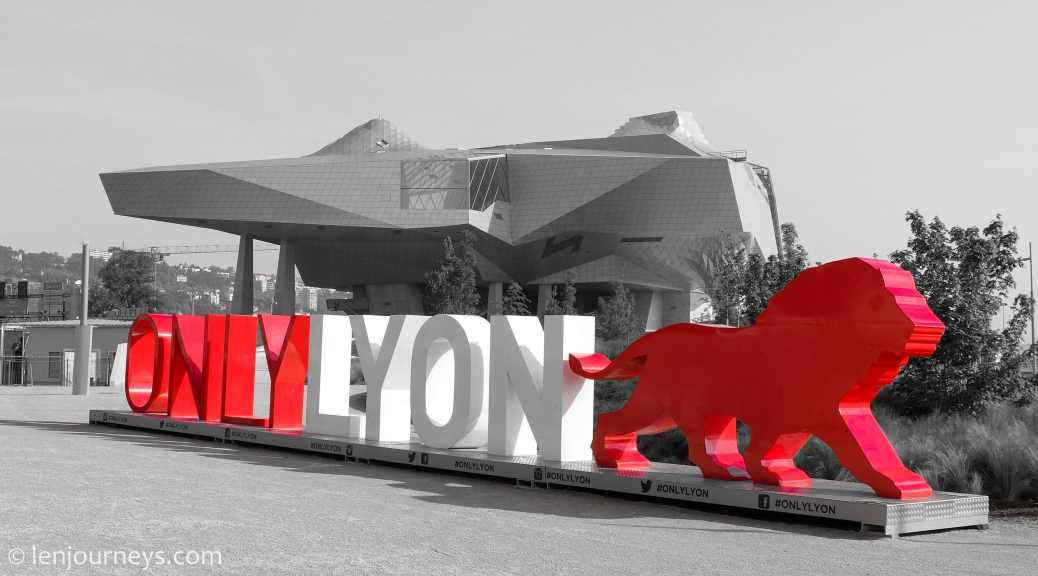 Lyon's famous slogan