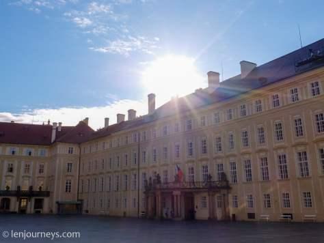 Czech Presidential Palace