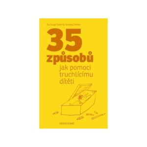 kniha 35 způsobů, jak pomoci truchlícímu dítěti