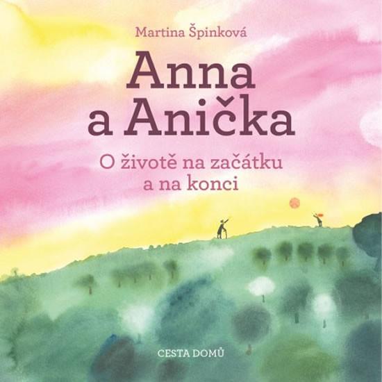 kniha Anna a Anička