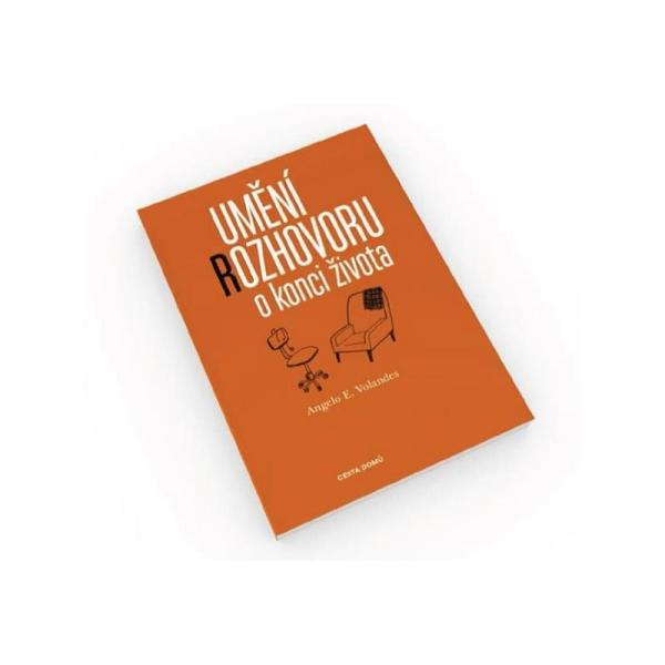 kniha Umění rozhovoru o konci života