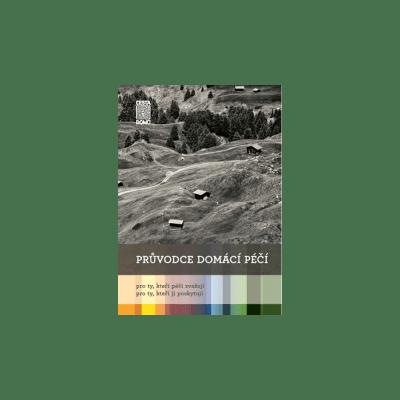 Průvodce domácí péčí - Karolína Pochmanová a kolektiv