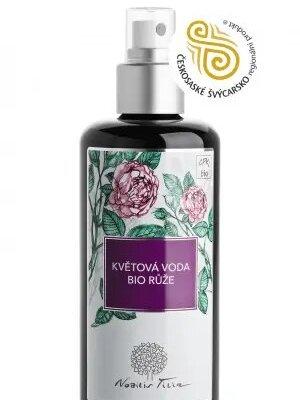 Květová voda BIO Růže Nobilis Tilia