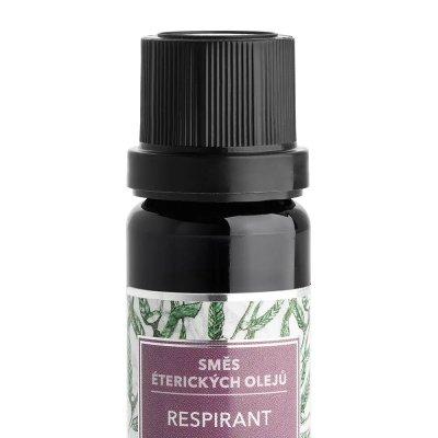 NOBILIS TILIA Směs éterických olejů RESPIRANT 10ml