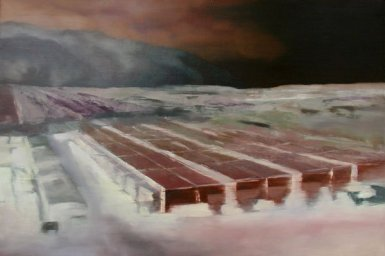 Sand Storm - AI Asad 3, 2006
