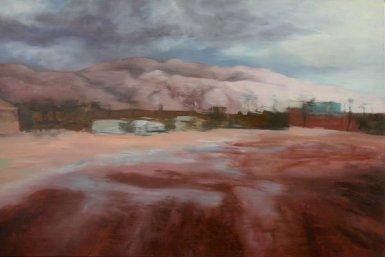 Sand Storm - AI Asad 4, 2006