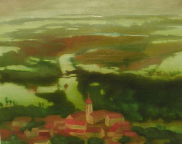 Cesky Krumlov, 2003