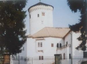 Budatín, hrad, drotárstvo