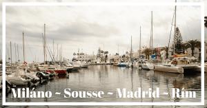 Cover Milano-Sousse-Mardid-Rim