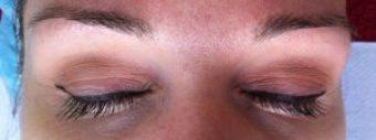 testovanie Urban Decay Eyeshadow Primer Potion Original - pred kozmetikou