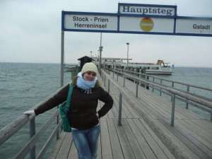 Frauenchiemsee, Bavorsko, Nemecko