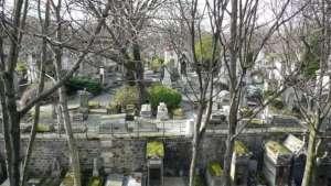cintorín, Montmartre, Paríž, Francúzsko
