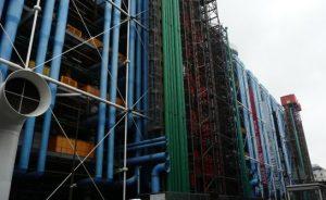Pompiduove centrum, Paríž, Francúzsko
