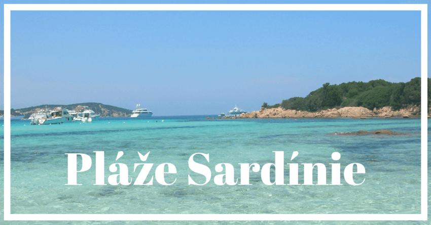 Cover Pláže Sardínie