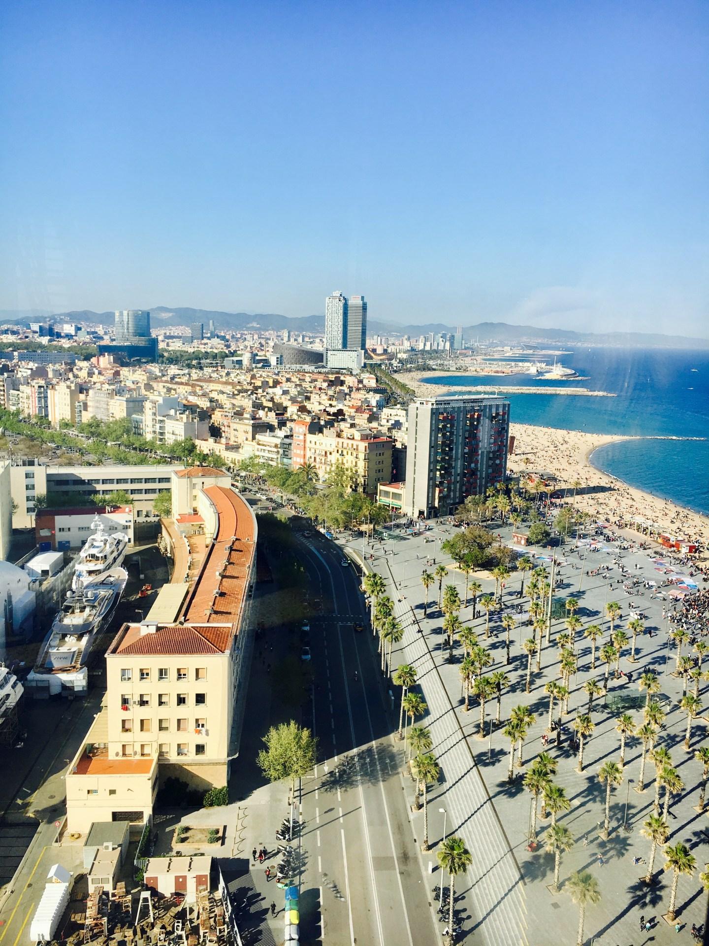 Barceloneta, Barcelona, Španielsko