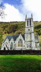 Kylemore Abbey Cathedral