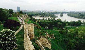 Kalemegdan, Belehrad, Srbsko