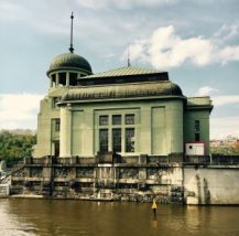 Plavba po Vltave, Praha, Česká republika
