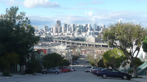 San Francisco, Spojené Štáty Americké, USA