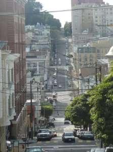 Ulica, San Francisco, Spojené Štáty Americké, USA