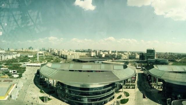 Astana, Kazachstan, EXPO 2017, Nursultan