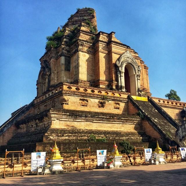 Wat Chedi Luang Varavihara, Chiang Mai, Thajsko
