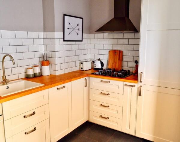 ako zariadiť kuchyňu, nová kuchynská linka, nový kuchynský kút