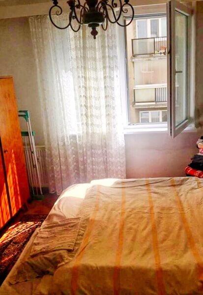 stará spálňa