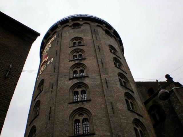 Okrúhla veža, Kodaň, Dánsko