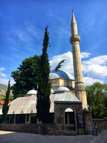 Karađoz-begova mešita, Mostar, Bosna a Hercegovina