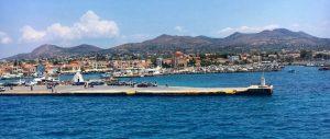 ostrov, Grécko