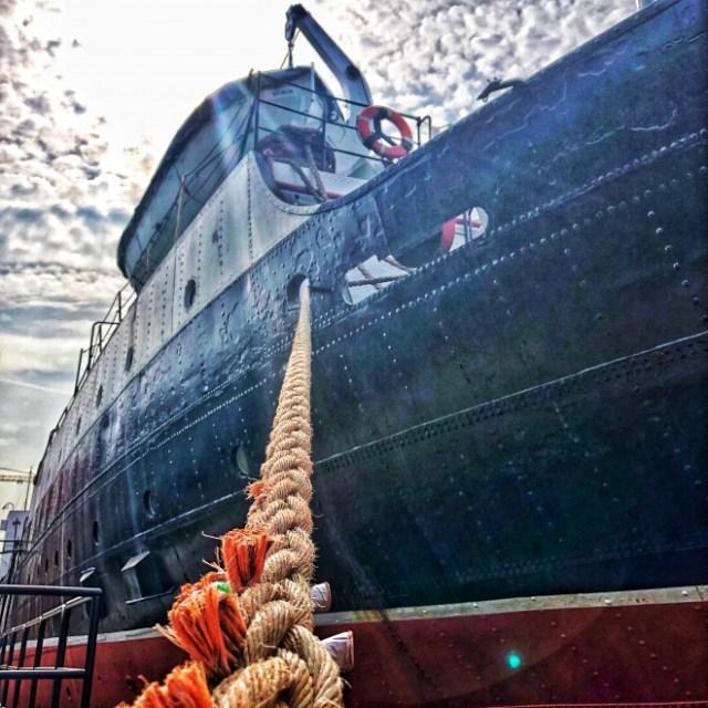 loď Sołdek, Gdansk, severné Poľsko