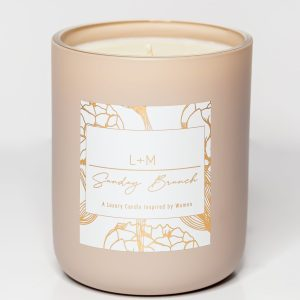 Inspired by Women Collection Candle