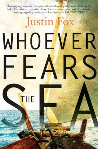 WHOEVER FEARS THE SEA Justin Fox The Lennon-Ritchie Agency
