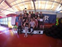 AAU Program Board Goes Kart-Racing!