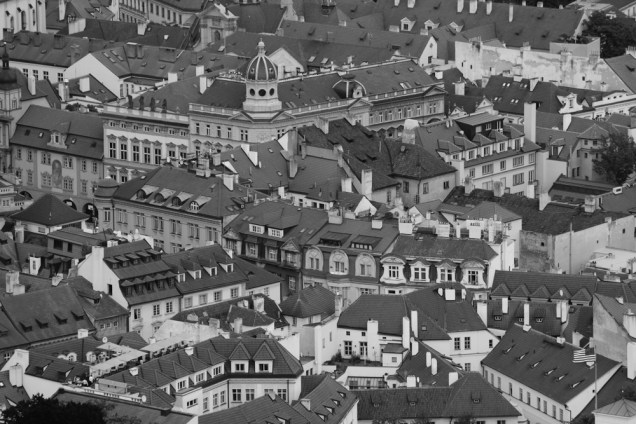 Rooftops, Malostranske namesti.