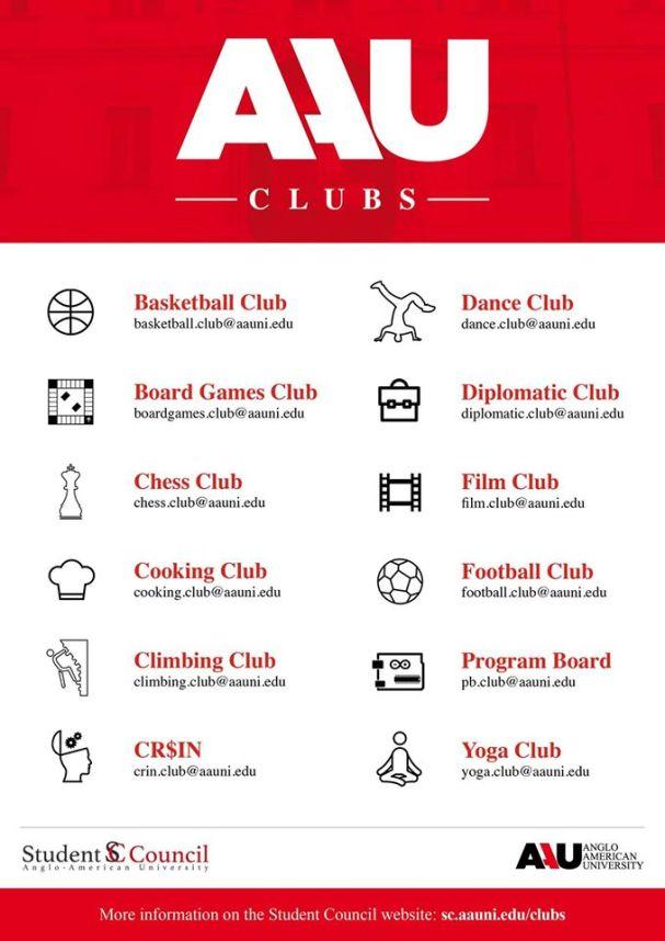 AAU clubs