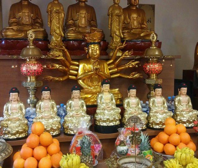 Vinh Nghiem pagoda. By Jakub Machala