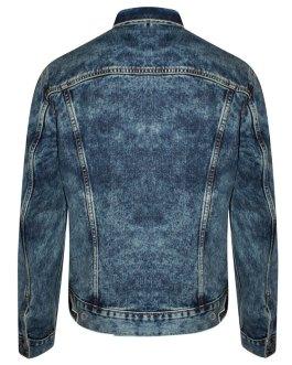 wholesale custom logo blue jean jackets plain men denim jacket
