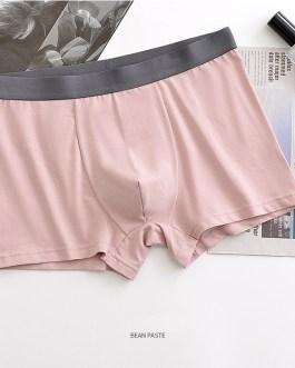 eco friendly comfortable custom made polyester spandex elastic waistband trunks mens boxer briefs