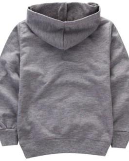 2020 New Fashion Custom Wholesale Kids Hoodie  Baby Long Sleeve Fleece