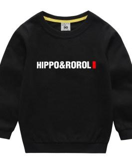 Play kids New Hot Sale Kids Custom Printed Clothes Long Sleeve Baby Boy Sweatshirts