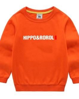 Hot Sale Play kids New Kids Custom Printed Clothes Long Sleeve Baby Boy Sweatshirts (Copy)
