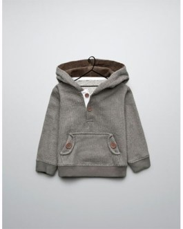Children Casual Street Wear Pullover Custom Print Hoodies Collection